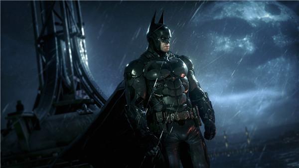 蝙蝠侠阿甘骑士破解版下载