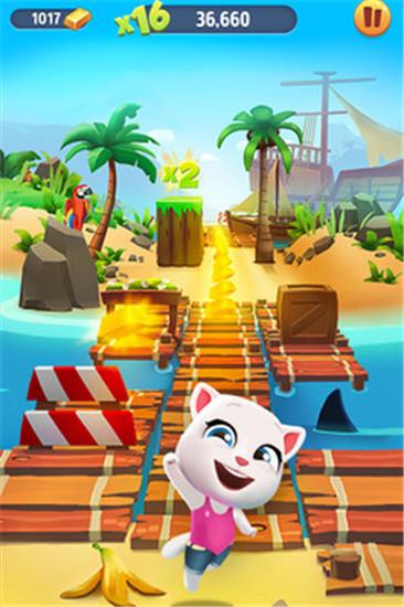 汤姆猫酷跑手游