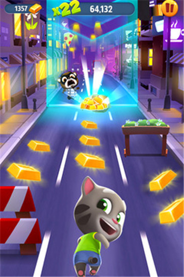 汤姆猫酷跑安卓版
