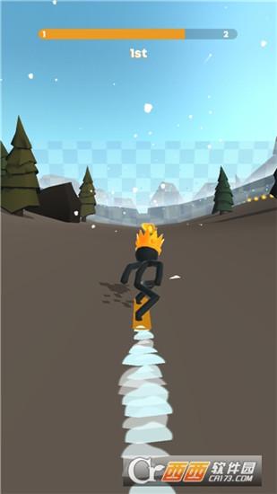 火柴人滑雪內購破解版