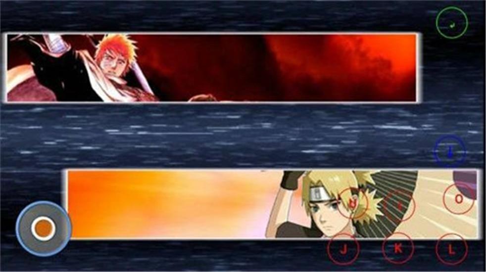 死神vs火影1000人物版下载