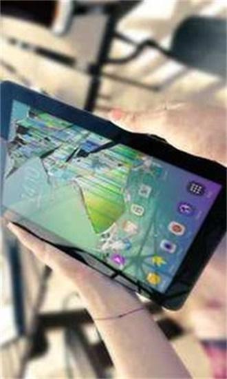 屏碎 Prank手机app