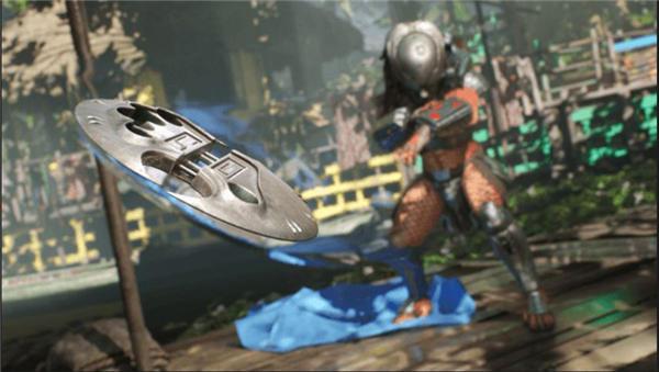 铁血战士狩猎场破解版
