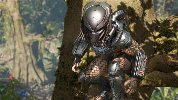 铁血战士狩猎场
