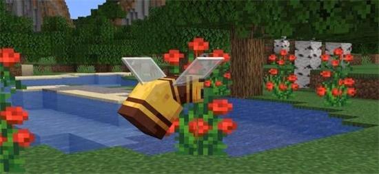我的世界蜜蜂什么时候更新