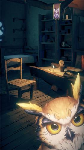 猫头鹰和灯塔无限木材2