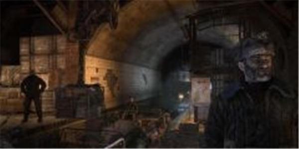 地铁2033如何暗杀
