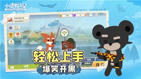 小动物之星游戏
