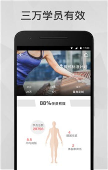 马甲线app