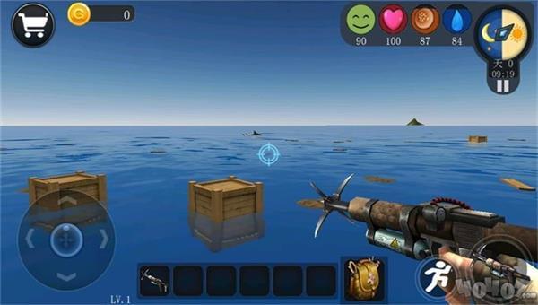 海洋生存模拟中文版