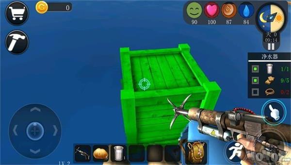 海洋生存模拟中文版注册送28体验金的游戏平台