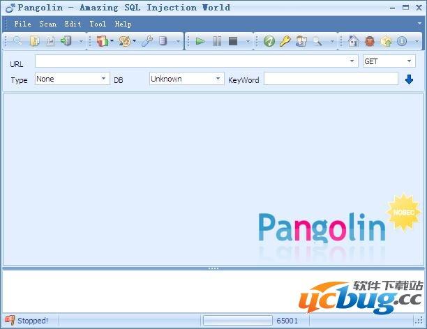 穿山甲(Pangolin)SQL注入扫描工具下载v3.0 破解版