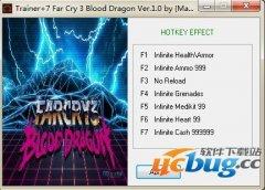 孤岛惊魂3血龙修改器下载 +7 免费版