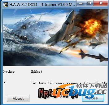 汤姆克兰西之鹰击长空2修改器 +1 免费中文版