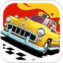 疯狂出租车都市狂奔修改版v1.4.2无限钻石版