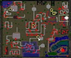 智障迷宫V1.6 地图下载