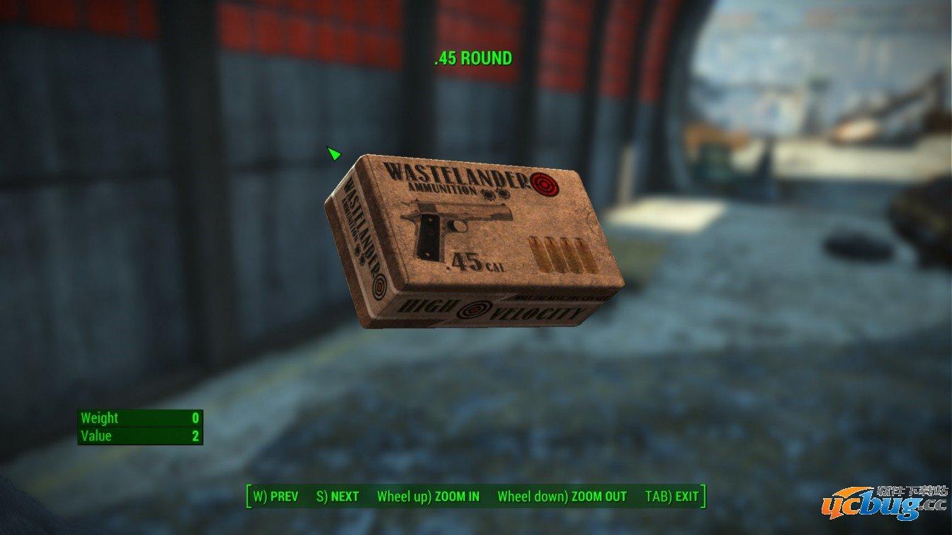 辐射4高清弹药MOD下载