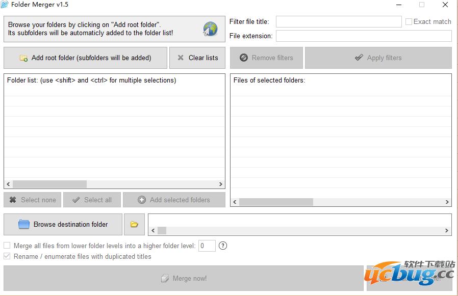Folder Merger下载