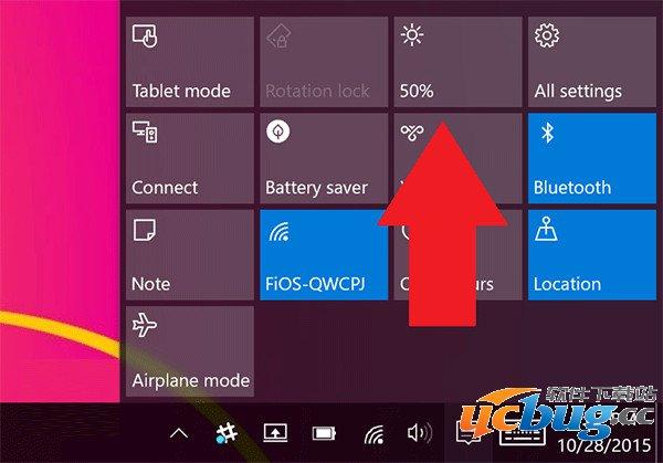 微软Surface Pro 4/Surface Book如何用键盘调屏幕亮度
