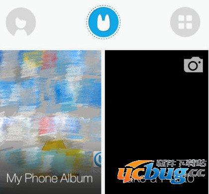 打开抠图神手App,可以选择本地图册中的一张图片,也可以使用相机拍摄一张