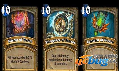 炉石传说探险者协会神器卡有哪些? 探险者协会神器牌展示3