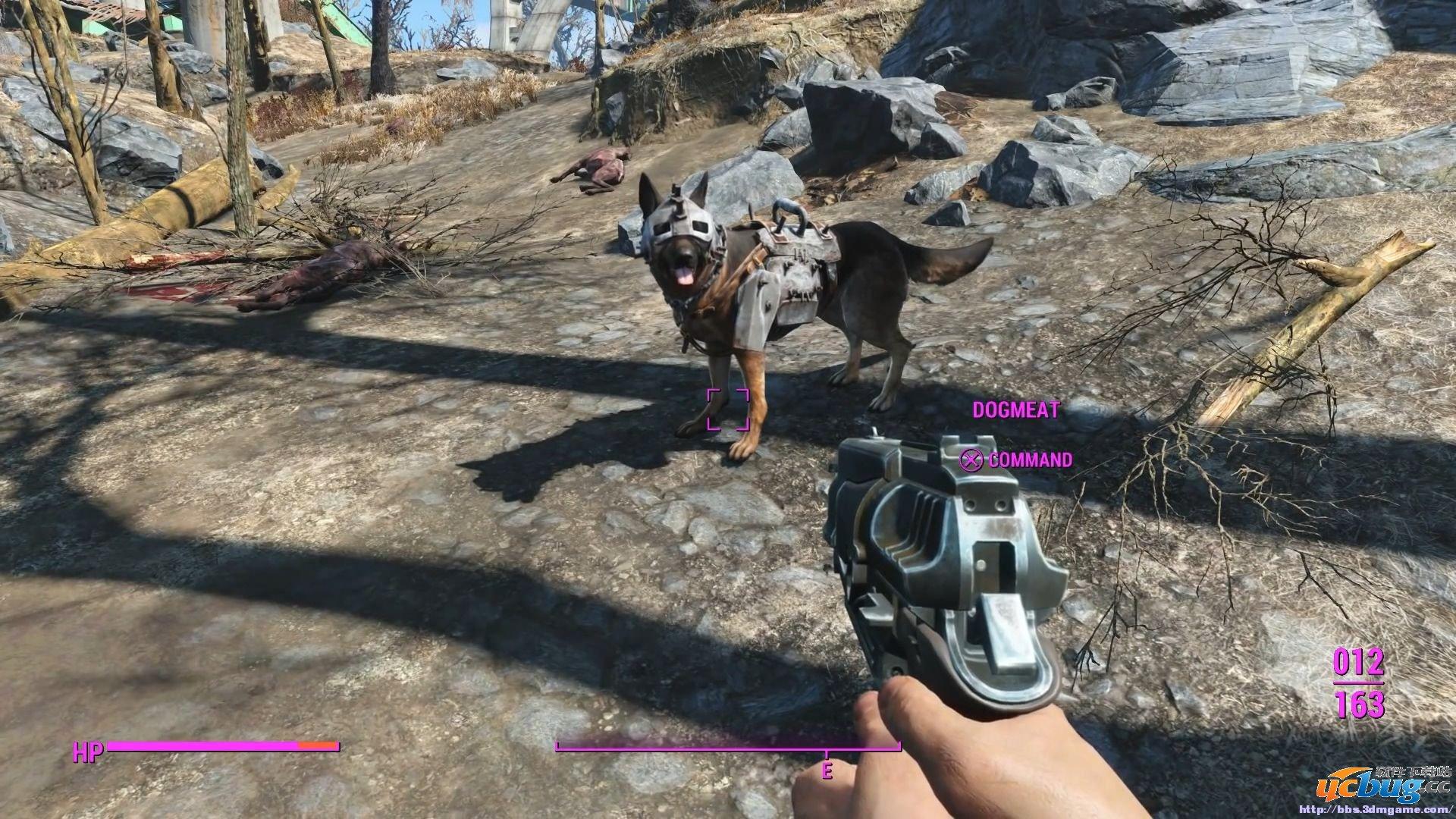 《辐射4》怎么给狗肉穿上盔甲?