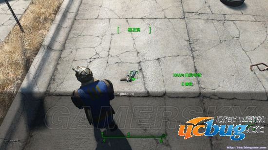 《辐射4》怎么强化武器与添加武器前缀教程
