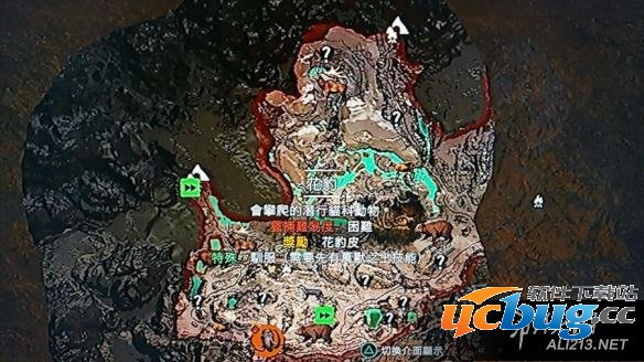 《孤岛惊魂原始杀戮》各类野兽很多,游戏中花豹在哪?