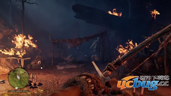 《孤岛惊魂:原始杀戮》武器怎么快速切换?