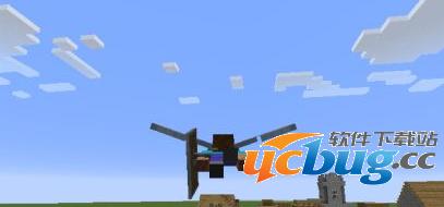 《我的世界》1.9版滑翔翅使用及获取方法介绍
