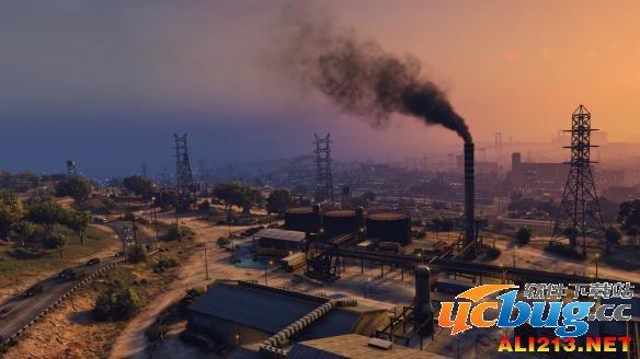 《侠盗猎车手5(GTA5)》太平洋另类玩法介绍