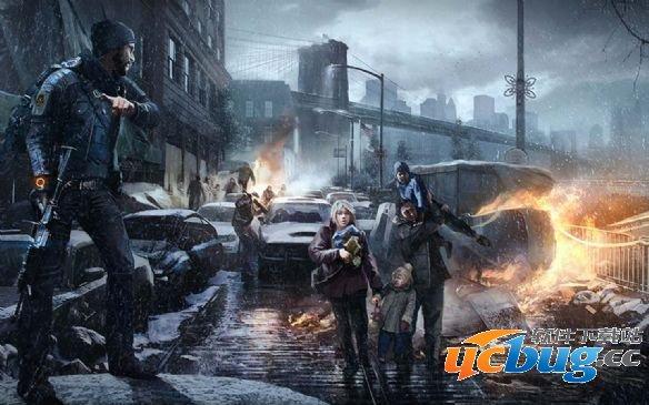 《汤姆克兰西:全境封锁》满级玩法介绍