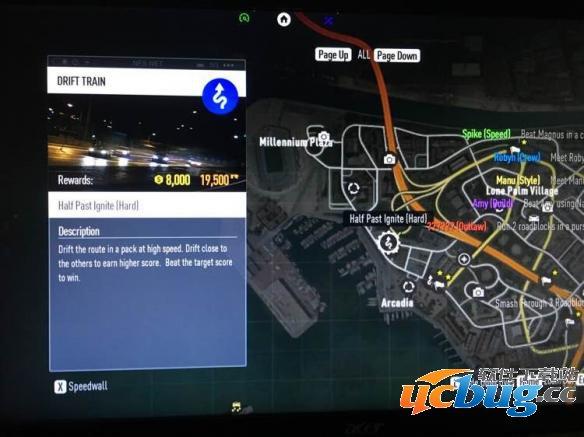 《极品飞车19》刷钱赛事点位置在哪及在哪刷钱?