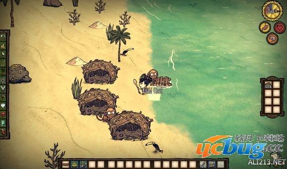《饥荒》海难猴子怎么杀及海难DLC刷猴子方法