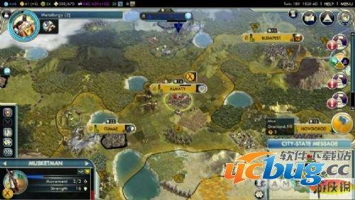 《席德梅尔之文明5》C5神级开局及资源玩法介绍