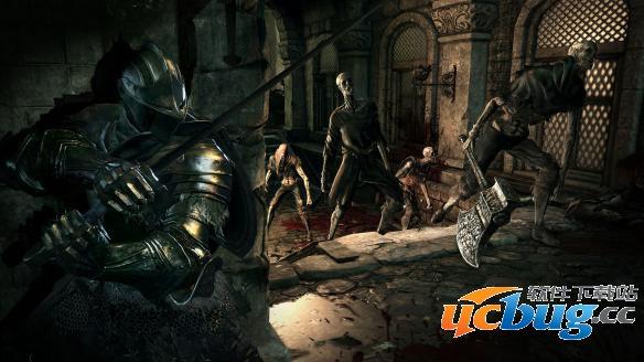 《黑暗之魂3》提前进入后期地图玩法
