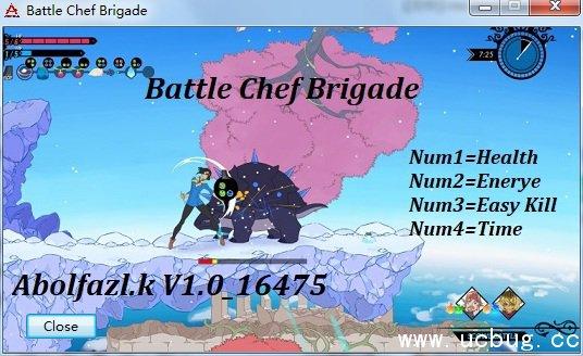 战斗厨师旅团修改器