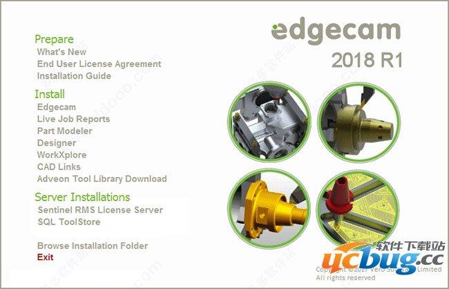 Edgecam2018破解版