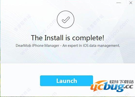 iPhone数据传输软件