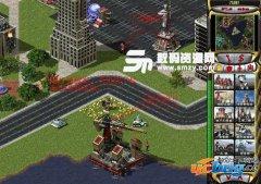 红色警戒2中国崛起地图下载