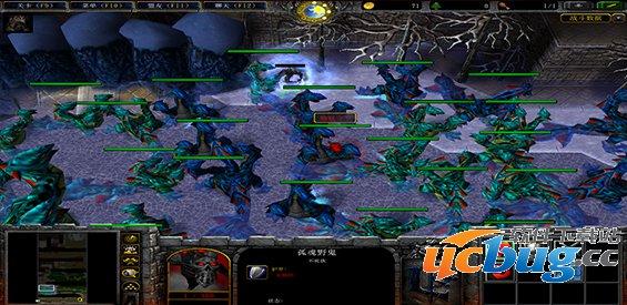 魔兽地图战斗农民