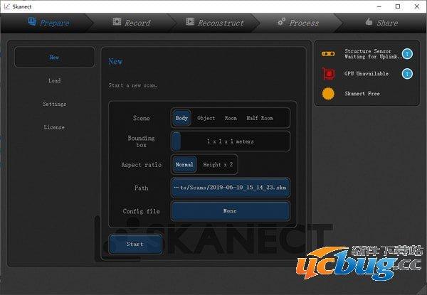 Skanect Pro破解版