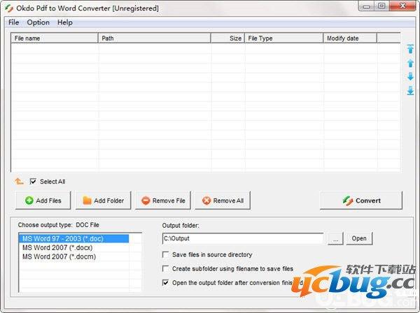 Okdo PDF to Word Converter
