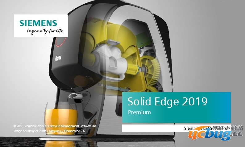 Siemens Solid Edge中文版