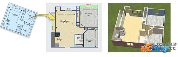 房屋设计软件免费版