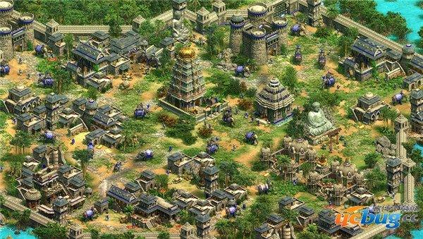 帝国时代2终极版