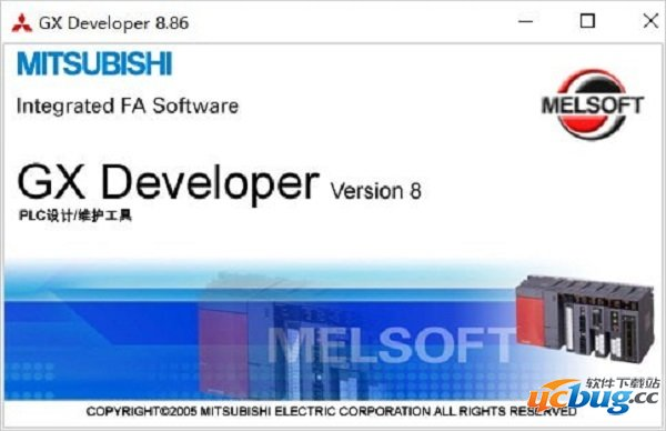 三菱PLC編程軟件破解版