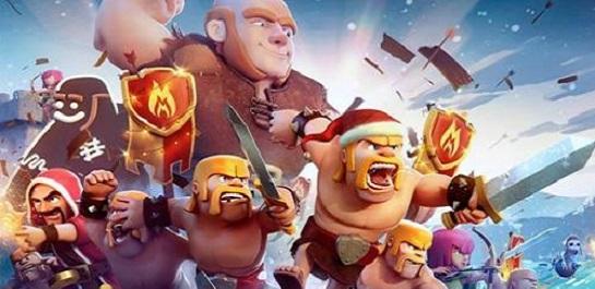 部落冲突系列游戏