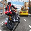 摩托交通比赛游戏修改版v1.0.15 安卓无限钞票版